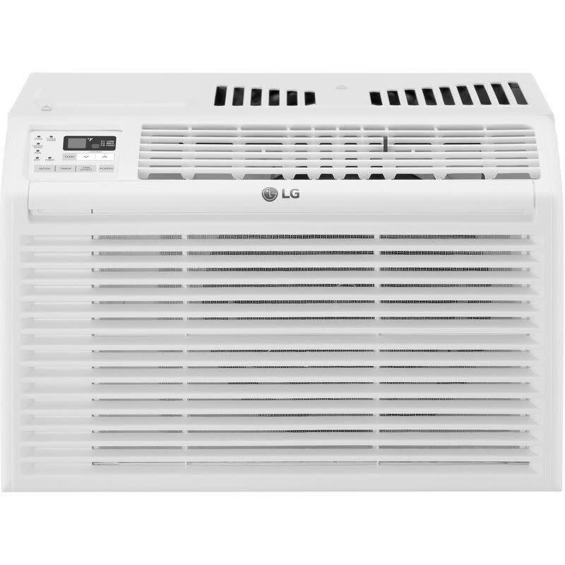"This air conditioner has three cooling speeds, three fan speeds , 24-hour on/off timer and an energy saver function. Plus, it comes with a remote control. It has a 4.6-star rating with over 350 reviews. <a href=""https://fave.co/2A5Gcah"" rel=""nofollow noopener"" target=""_blank"" data-ylk=""slk:Find it for $250 at Wayfair"" class=""link rapid-noclick-resp"">Find it for $250 at Wayfair</a>."