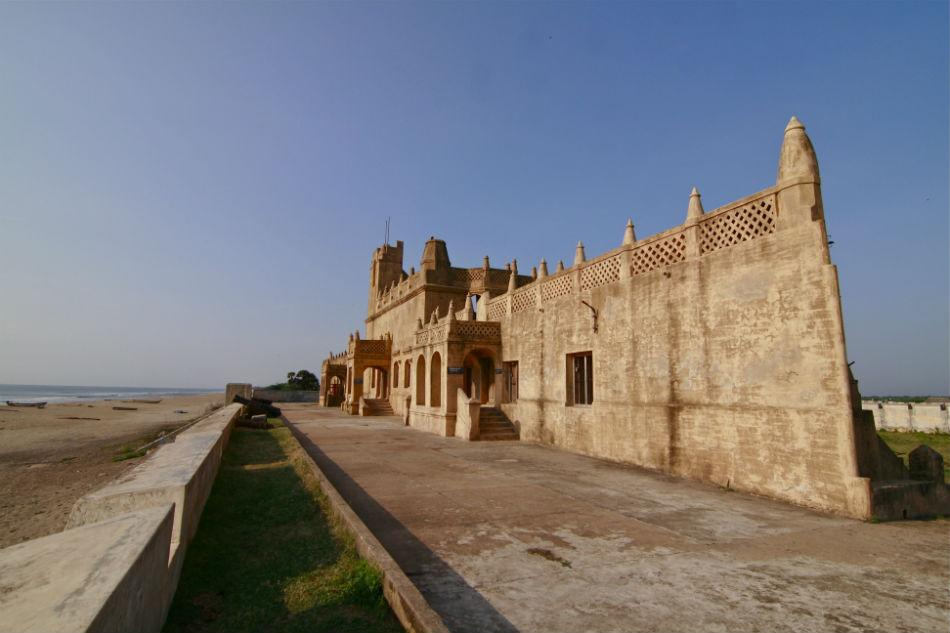 "A view of Fort Dansborg, Tranquebar from the North. <br><br>Read more about <a target=""_blank"" href=""http://in.lifestyle.yahoo.com/blogs/traveler/tranquebar-town-singing-waves-042732852.html"">Tranquebar</a> on the Traveler blog<br><br>Photo: Anand Yegnaswami/ <a target=""_blank"" href=""http://thegreenogre.blogspot.com"">The Green Ogre</a>"
