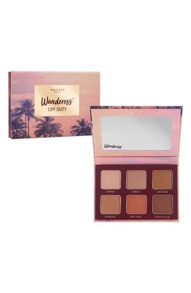 """<p><strong> The Product: </strong> <span>Wander Beauty Wanderess Off Duty Eyeshadow Palette</span> ($25)</p> <p><strong> The Rating: </strong> 4.9 stars </p> <p><strong> Why Customers Love It: </strong> This warm toned palette is incredibly pigmented and last all day long on the lids. """"This palette is phenomenal! The variety of beautiful looks you can create are endless. Perfect for an every day natural look and even a glamorous night out look.""""</p>"""