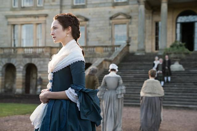 "Hannah James as Geneva in ""Outlander."" (Photo: Starz)"