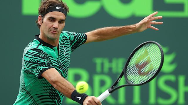 It was a good day for the seeds at the Miami Open, with Roger Federer and Stan Wawrinka among the winners.