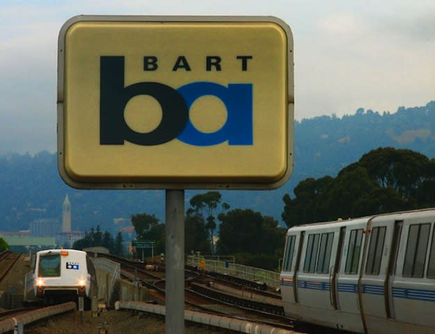 Hackers strike at BART again, release data on police officers