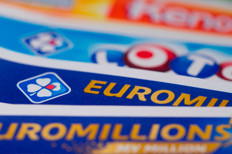 Lottery victor lands £114.9m in New Year's Day EuroMillions