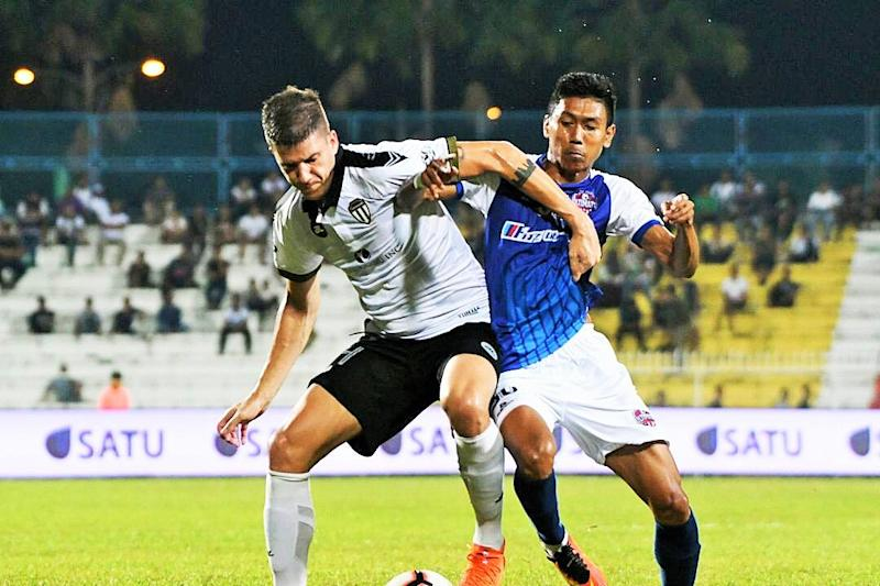 Terengganu's new signing Nabil elated at chance to return to pro football