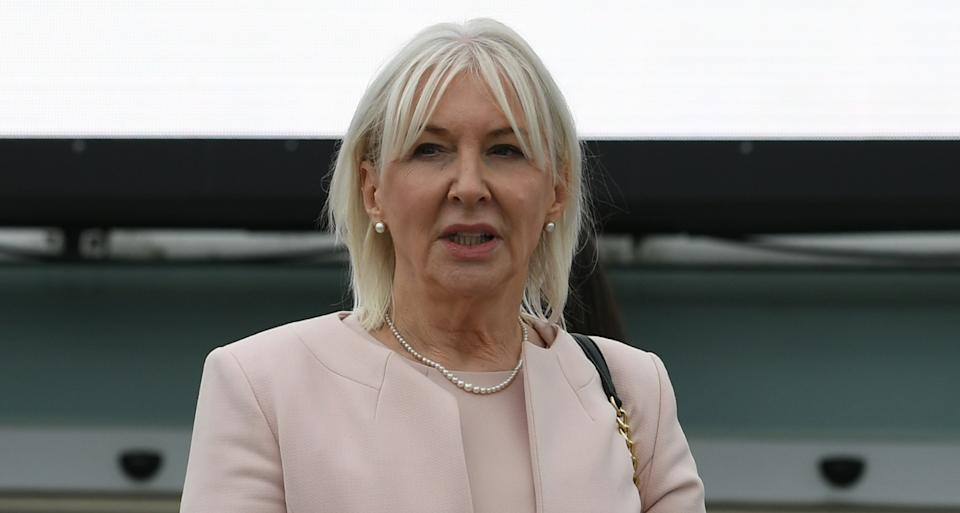 Nadine Dorries said the government had invested heavily in mental health services. (PA)