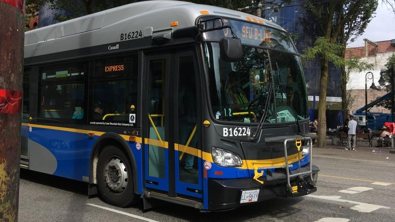 TransLink stops service to Downtown Eastside bus stop over safety concerns
