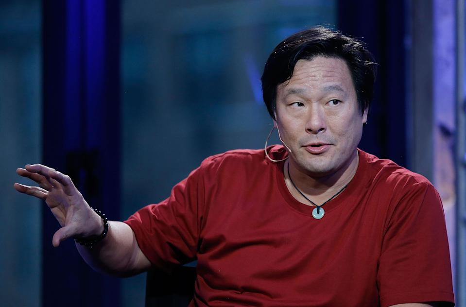 NEW YORK, NEW YORK - FEBRUARY 08:  Ming Tsai attends AOL Build Speaker Series at AOL Studios In New York on February 8, 2016 in New York City.  (Photo by John Lamparski/WireImage)
