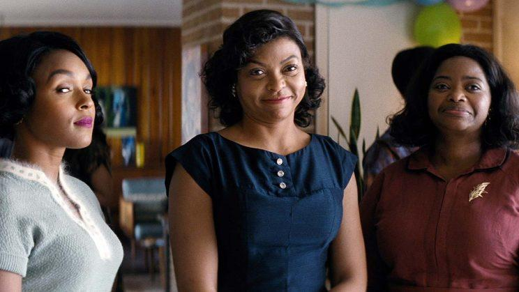 Janelle Monae, Taraji P. Henson, and Octavia Spencer in 'Hidden Figures' (Photo: Fox)