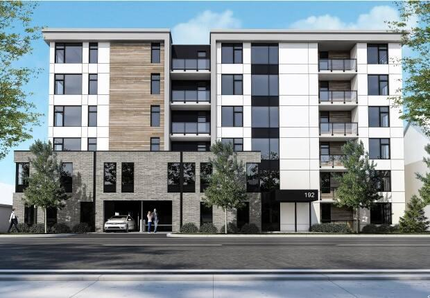 The proposed apartment building would be located across from The Guardian newspaper building and near the Polyclinic.