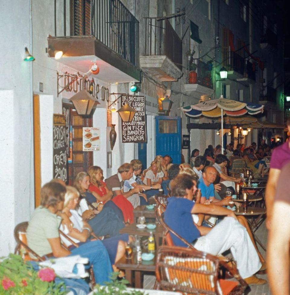 """<p>Considered a popular tourist destination for nightlife in the '60s and '70s, <a href=""""http://ibiza.travel/en/"""" rel=""""nofollow noopener"""" target=""""_blank"""" data-ylk=""""slk:Ibiza"""" class=""""link rapid-noclick-resp"""">Ibiza</a> ranked as number one for all those that wanted to dance the night away (or in some cases, day). Super nightclub Space opened this year adding its irregular partying schedule to a lineup that put the """"p"""" in """"party.""""</p>"""