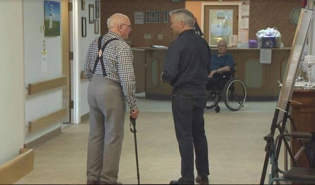 Jason Lee, CEO of P.E.I. Seniors Homes, says he hopes some of the money can be used on training and infrastructure. (Submitted by Jason Lee - image credit)