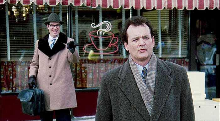Stephen Tobolowsky says that a Groundhog Day TV show is in development (Image by Columbia Pictures)