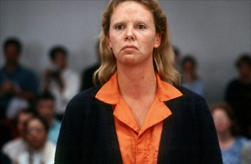 Who knew makeup could turn one of Hollywood's most beautiful people into someone so unrecognizable? When Charlize appeared on screen as serial killer Aileen Wuornos we couldn't believe our eyes. She went on to win the Oscar for Best Actress, an accolade we think was well deserved.