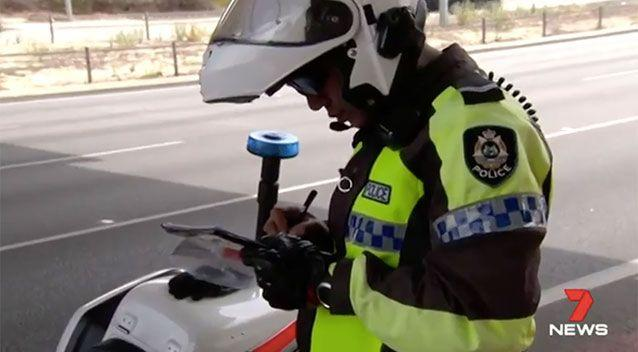 Speed doesn't always cause the crash, but it can determine the outcome. Source: 7 News