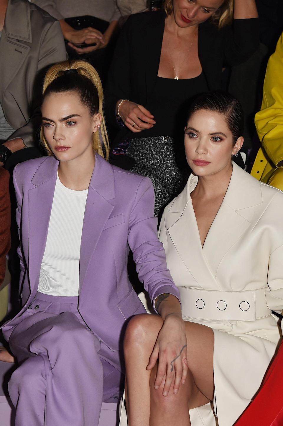 "<h1 class=""title"">Boss - Front Row - Milan Fashion Week Fall/Winter 2020-2021</h1> <cite class=""credit"">Stefania D'Alessandro/Getty Images</cite>"