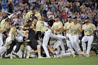 Best sport: baseball (national champion). Trajectory: up. The Commodores have had appreciable improvements the past two years — from 64th in 2017 to 55th last year and 45th this year. In addition to winning the College World Series this week, Vandy scored big points in bowling, men's golf and women's tennis.
