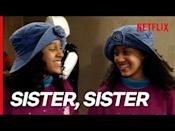 """<p>Tia and Tamera Mowry star as twins separated at birth in this classic sitcom. An oldie but a goodie, <em>Sister, Sister</em> will make you wish you had a long-lost identical twin.</p><p><a href=""""https://www.youtube.com/watch?v=zVuPbdztUmU"""" rel=""""nofollow noopener"""" target=""""_blank"""" data-ylk=""""slk:See the original post on Youtube"""" class=""""link rapid-noclick-resp"""">See the original post on Youtube</a></p>"""