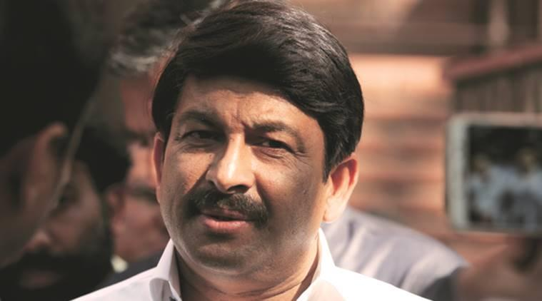 citizenship bill, bjp leaders visit majnu ka tilla, manoj tiwari visits majnu ka tilla, citizenship amendment bill, indian express news, delhi city news
