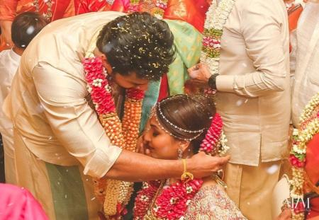 soundarya rajinikanth Vishagan Vanangamudi's wedding
