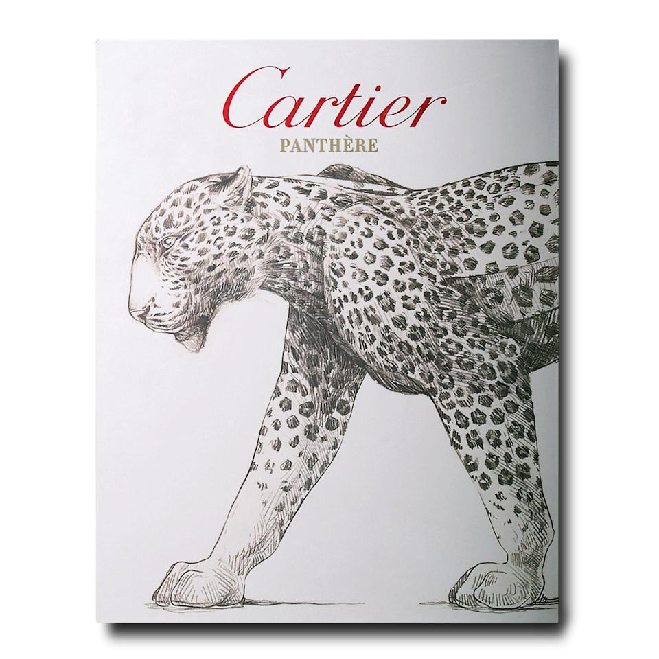 """<p><strong>Cartier</strong></p><p>assouline.com</p><p><strong>$195.00</strong></p><p><a href=""""https://go.redirectingat.com?id=74968X1596630&url=https%3A%2F%2Fwww.assouline.com%2Fproducts%2Fcartier-panthere&sref=https%3A%2F%2Fwww.harpersbazaar.com%2Fwedding%2Fplanning%2Fg7719%2Funique-wedding-gift-ideas%2F"""" rel=""""nofollow noopener"""" target=""""_blank"""" data-ylk=""""slk:SHOP NOW"""" class=""""link rapid-noclick-resp"""">SHOP NOW</a></p><p>Whether the couple enjoys travel, fashion, art, or food, a chic coffee table tome will be cherished and well-received. Be conscious of theme and color palette; couples are more likely to display a beautifully-presented book on their coffee table if it works with the overall look of their space.</p>"""