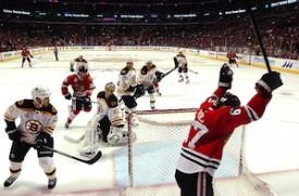 RATINGS RAT RACE: Stanley Cup Finals Game 1 Hits 16-Year High, 'American Baking Competition' Rises