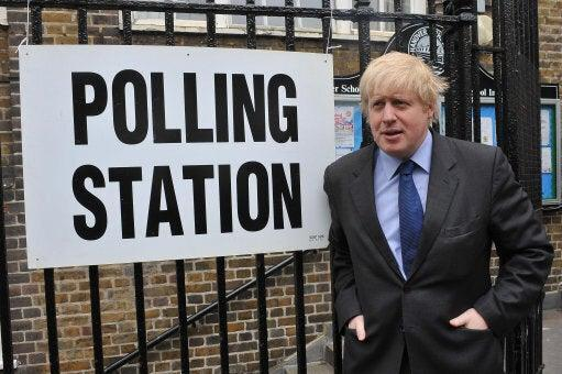 <p>It appears Boris Johnson is talking about a solution in search of a problem over voter ID</p> (PA)