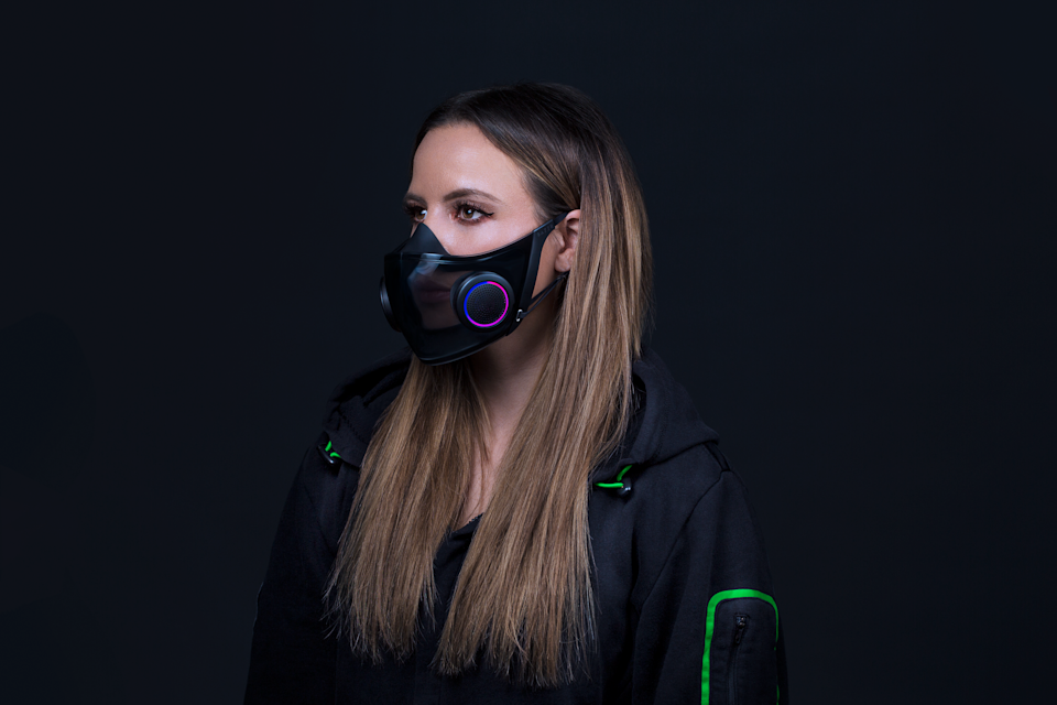 Project Hazel. Photo: Razer