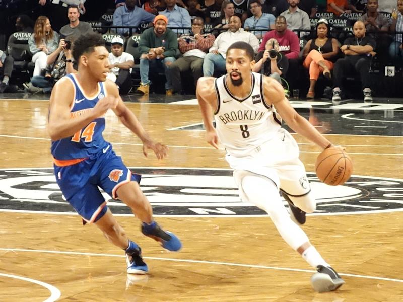 National Basketball Association threatened to terminate Spencer Dinwiddie's contract over tokenization plan