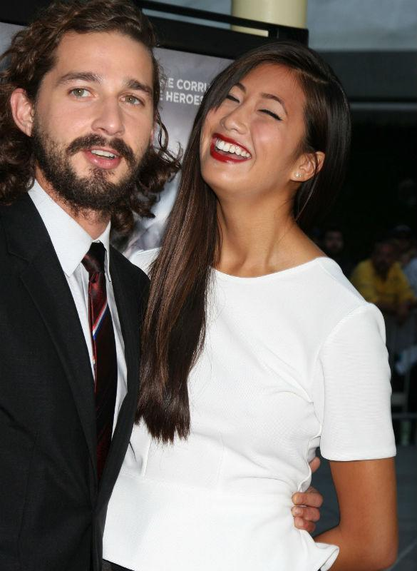 Shia LeBeouf 'Terrified' Of 'Real Sex Scenes' In 'Wild' New Movie 'c'