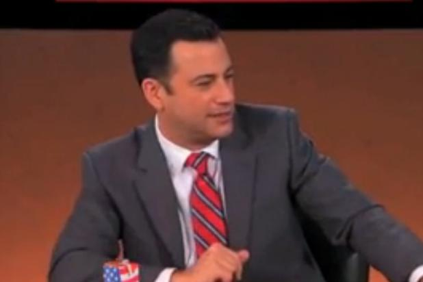 White House Responds to ABC's Jimmy Kimmel China Controversy