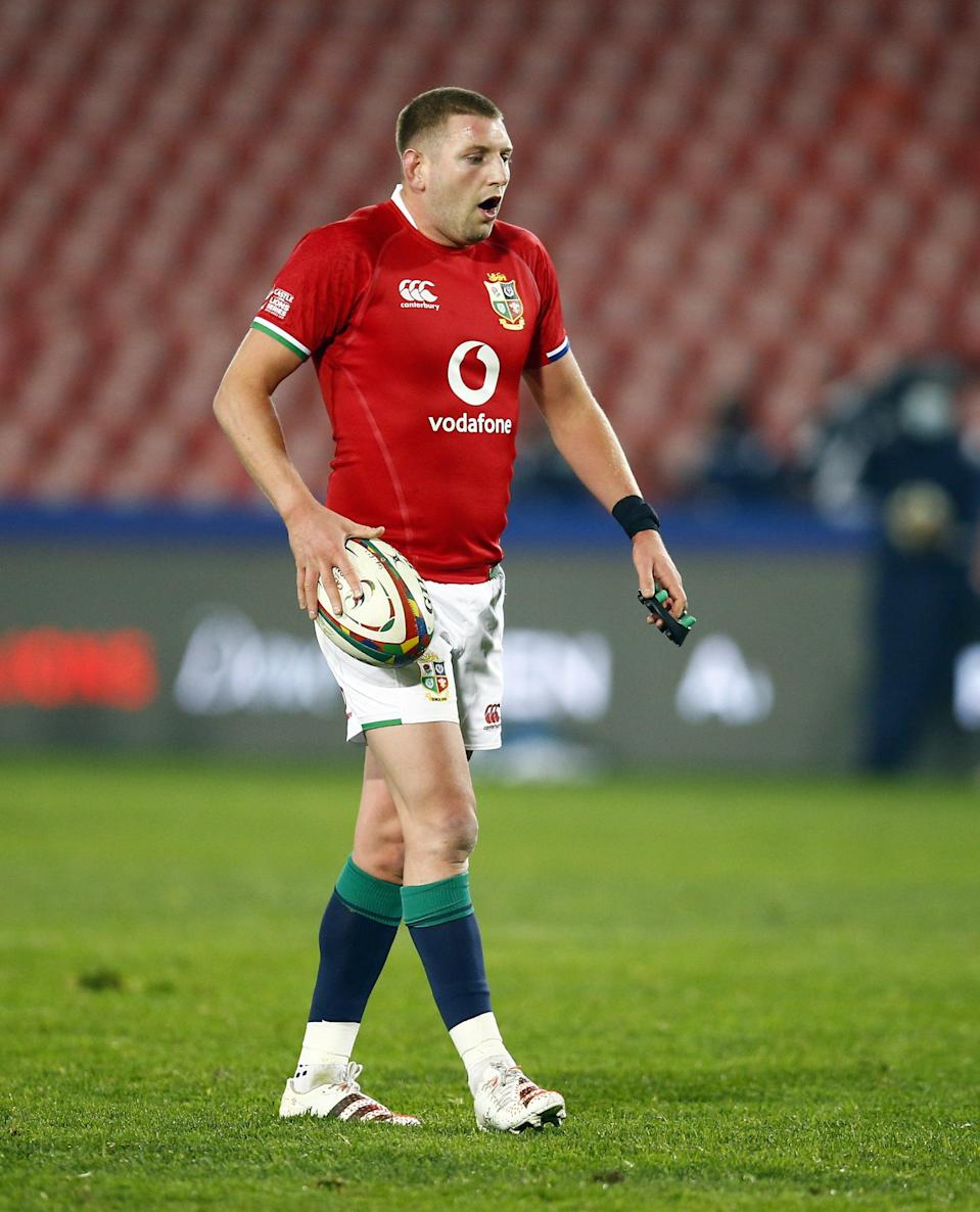 Finn Russell is still expected to have a role for the Lions (PA Wire)