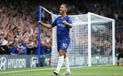 Eden Hazard confirms he will stay at Chelsea this season... but offers no guarantees over new contract