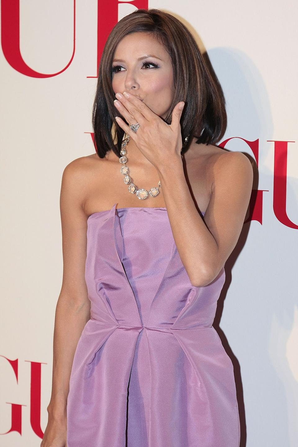 <strong>Raised $35,000 </strong>for a 2009 global-microfinance fund-raiser in Miami by selling off a kiss.