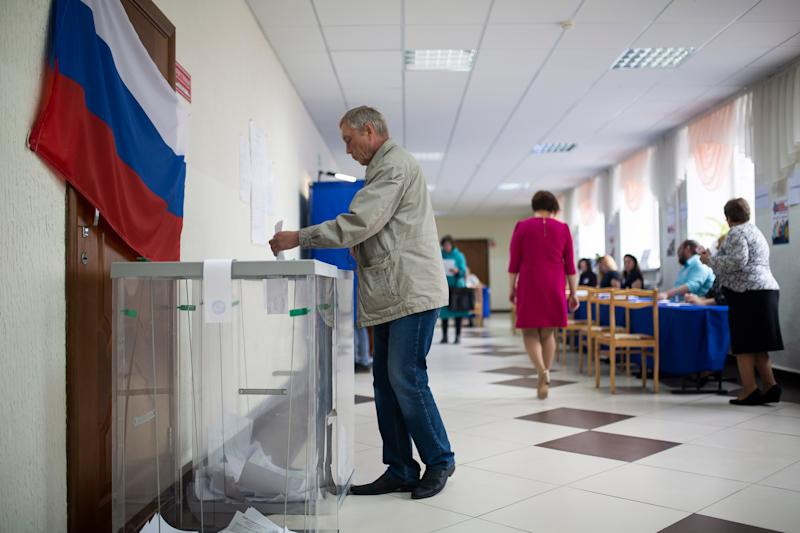 Moscow Said to Hire Kaspersky to Build Voting Blockchain With Bitfury Software