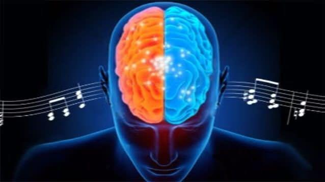 When we play music, both sides of the brain light up simultaneously, creating neural pathways for learning, say experts. Photo: 7News