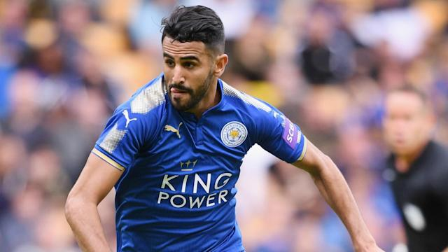The Foxes gaffer challenged the Algeria international to up his game ahead of their next encounter against Spurs