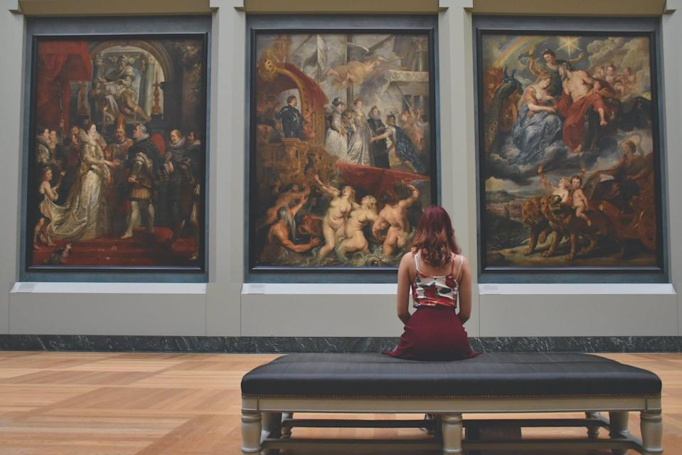 """<p>Cancers, look into art history as a potential major! As a sign that's highly emotional and a lover of tradition and <a href=""""https://www.popsugar.com/smart-living/historically-accurate-disney-princess-artwork-tiktok-videos-47902838"""" class=""""link rapid-noclick-resp"""" rel=""""nofollow noopener"""" target=""""_blank"""" data-ylk=""""slk:old art forms"""">old art forms</a>, you'll probably find art history right up your alley. In this major, you'll be able to enjoy historical paintings and other artwork, all while diving into your perspectives and intuitions about their meaning. Plus, since old art can't change, your studies will have some stability.</p>"""
