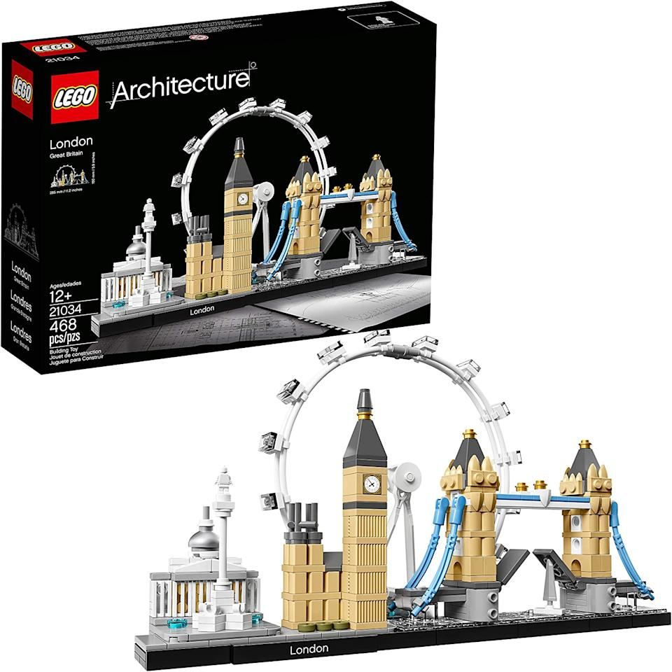 LEGO Architecture London Skyline Collection. Image via Amazon