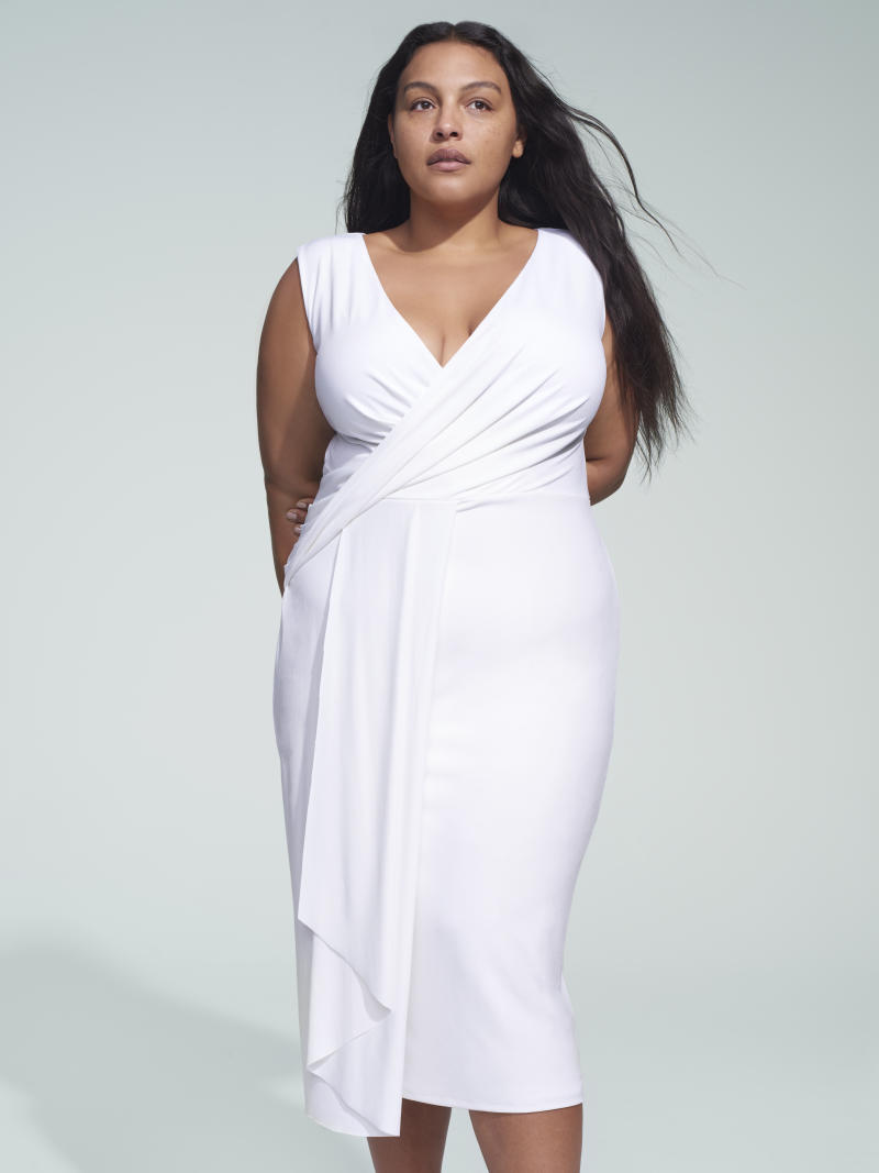 70bb67e19e3 Eloquii s plus-size line with Jason Wu is a spring dream