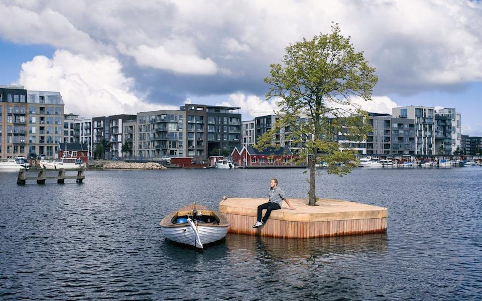 "Copenhagen, already a favourite with travellers, recently unveiled plans for a ""parkipelago"" of floating parks"