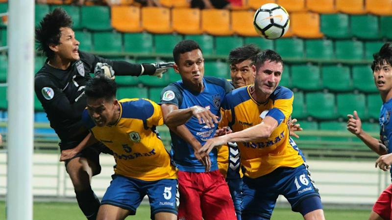 Tampines 0 JDT 0: Southern Tigers fail to close gap on SLNA
