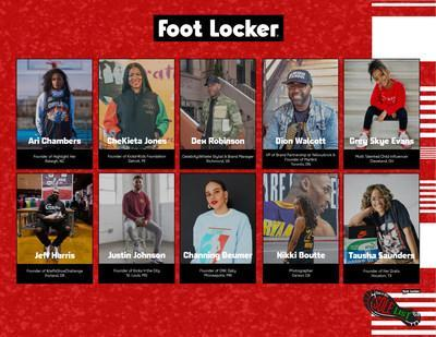 Foot Locker Presents 'The Sole List' Class of 2021