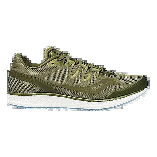 Saucony Men's Freedom ISO Running Shoes - Olive
