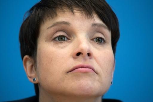 Petry im Mai in Berlin