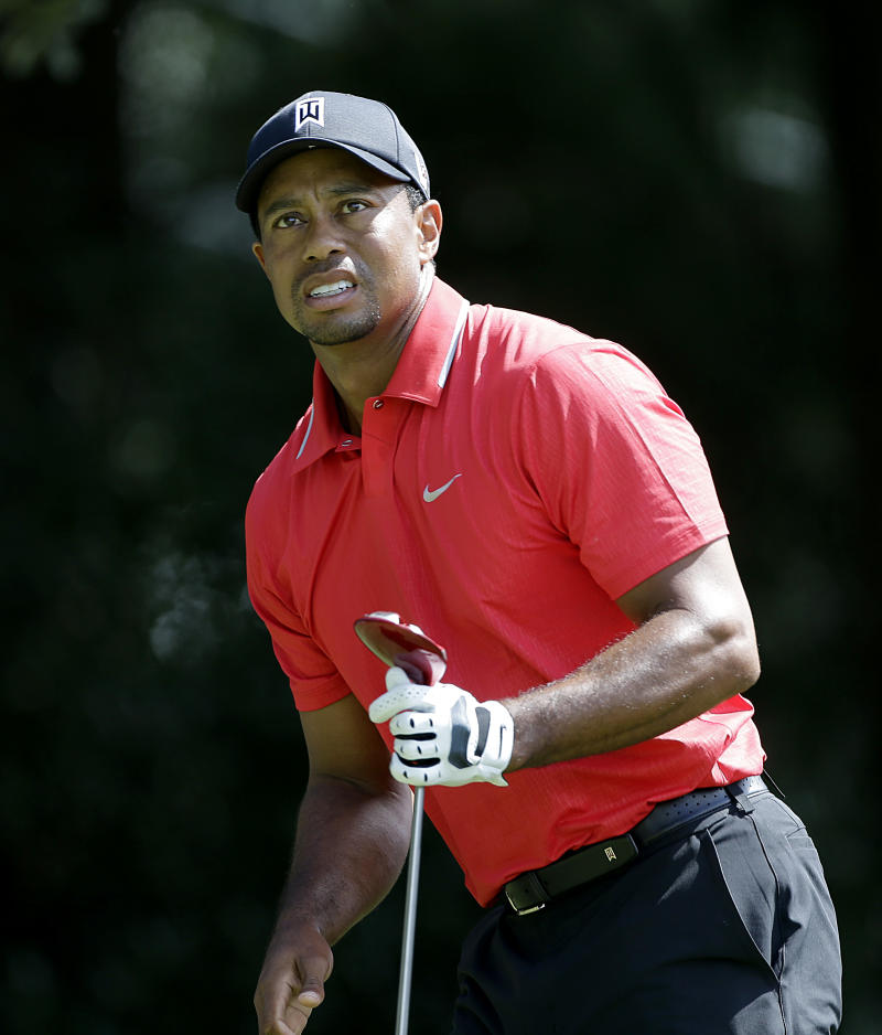 Woods voted PGA player of the year