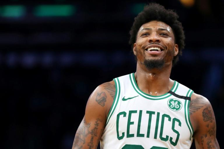 Boston Celtics Marcus Smart has been given a clean bill of health by the Massachusetts Department of Health after being diagnosed with the new coronavirus