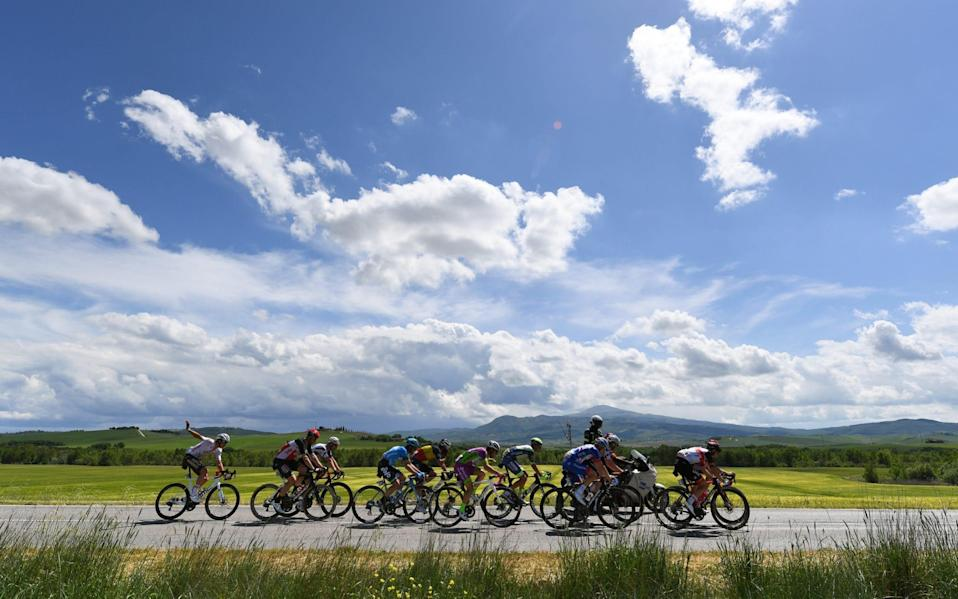 The breakaway - GETTY IMAGES