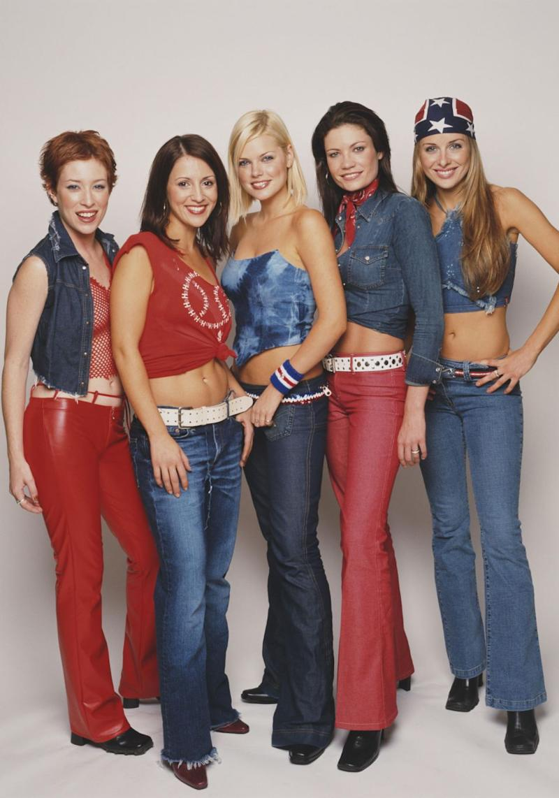 After it was discovered that Chantelle had stolen from Sophie, she was shown the door and Tiffani Wood was called in to replace her in the band. Source: Getty