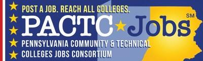 The Pennsylvania Community & Technical Colleges Jobs Consortium connects job seekers educated and trained at Pennsylvania's community and technical colleges with local employers, and simplifies the in-state hiring process. Posting jobs here makes Pennsylvania stronger!