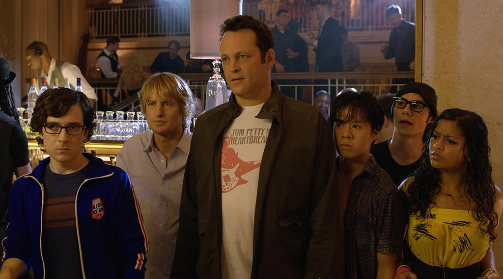 "Vince Vaughn and Owen Wilson in 20th Century Fox' ""The Internship"" - 2013"